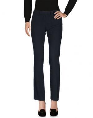 Повседневные брюки NORA BARTH. Цвет: свинцово-серый