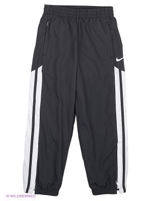 Брюки N45 BLITZ W PANT YTH Nike. Цвет: черный