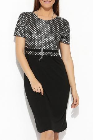 Платье Moda di Emiliana. Цвет: белый