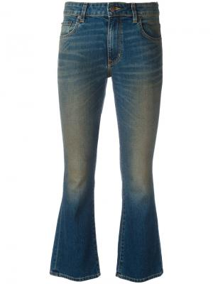 Mini Kick jeans 6397. Цвет: синий