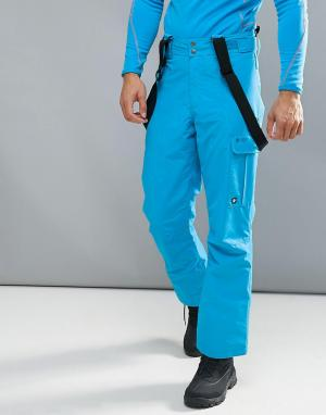 Protest Лыжные брюки Denysy. Цвет: синий