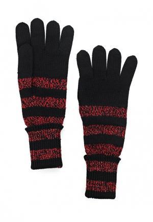 Перчатки Sonia Rykiel. Цвет: черный