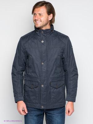 Куртка S4. Цвет: синий