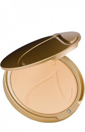 Прессованная основа Теплое золото Golden Glow PP Base (сменный блок) jane iredale. Цвет: бесцветный