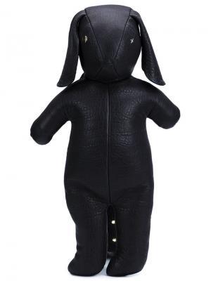 Рюкзак в виде зайца Dominic Louis. Цвет: чёрный
