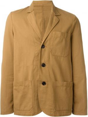 Куртка New Work Société Anonyme. Цвет: коричневый