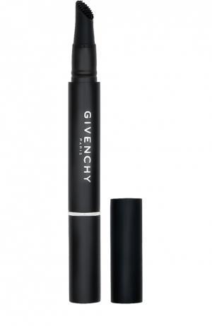 Укрепляющая сыворотка для ресниц Mister Lash Booster Givenchy. Цвет: бесцветный