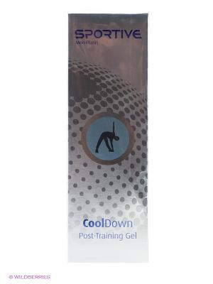 Успокаивающий гель для тела снятия напряжения после физических нагрузок, 200 мл Mon Platin DSM. Цвет: серый