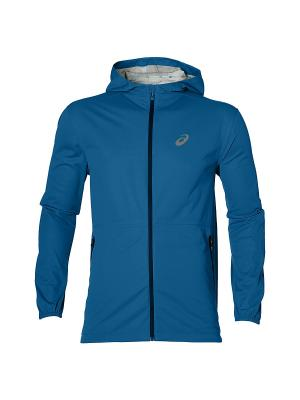 Куртка ACCELERATE JACKET ASICS. Цвет: синий
