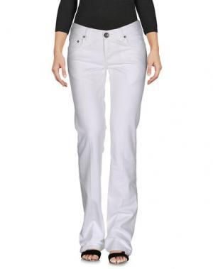 Джинсовые брюки SEVEN7. Цвет: белый