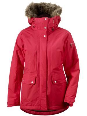 Куртка YED DIDRIKSONS. Цвет: темно-красный