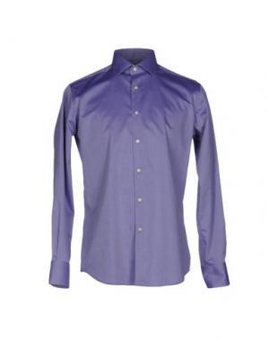 Pубашка INGRAM. Цвет: фиолетовый