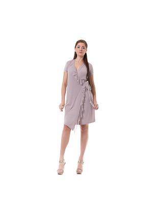 Платье-халат PIKANTO