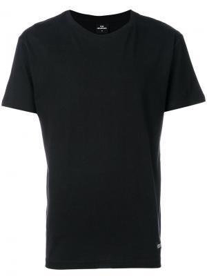 Базовая футболка Les (Art)Ists. Цвет: чёрный