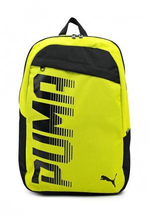 Рюкзак PUMA. Цвет: желтый
