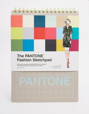 Books Альбом для эскизов Pantone Fashion. Цвет: мульти