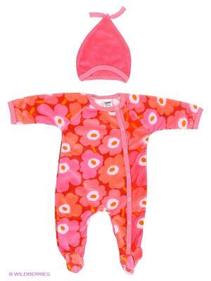 Комплекты одежды Yallo Kids. Цвет: розовый