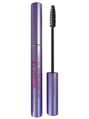 Тушь для ресниц Sayuri  lash curling mascara jet black ARRDISH cosmetics. Цвет: черный