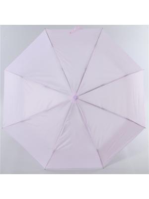 Зонт Torm, Женский, 3 сложения, Автомат,  Полиэстер Torm. Цвет: сиреневый, белый
