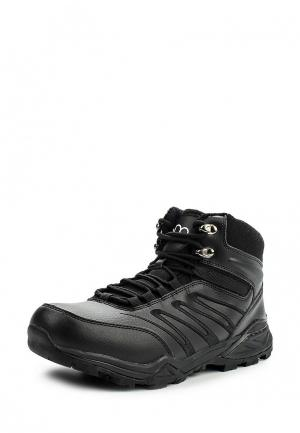 Ботинки трекинговые Go.Do.. Цвет: черный