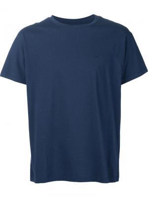 Базовая футболка Death To Tennis. Цвет: синий