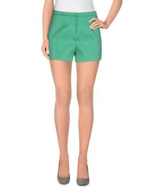 Повседневные шорты GOOD ON HEELS. Цвет: светло-зеленый