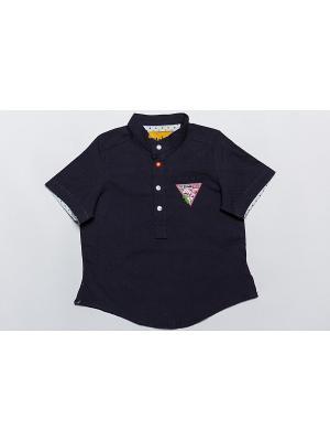 Рубашка Pilota. Цвет: черный