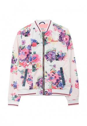 Куртка Staccato. Цвет: белый
