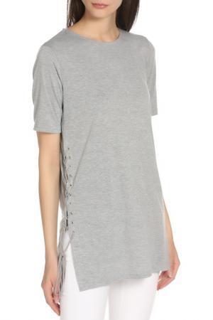 Платье Glamorous. Цвет: grey  marl