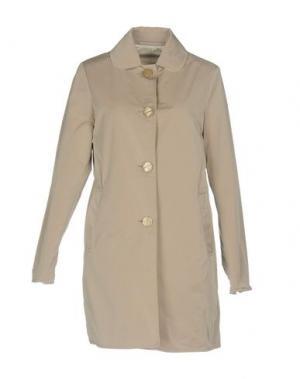 Легкое пальто JAN MAYEN. Цвет: бежевый