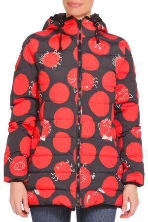 Куртка GIULIA ROSITANI. Цвет: двухцветный
