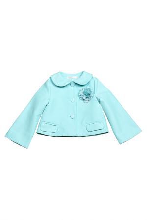 Пальто Vitacci. Цвет: зеленый