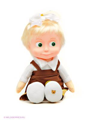 Кукла Маша, 30 см. Мульти-пульти. Цвет: коричневый, оранжевый, белый