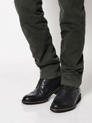 Ботинки BELWEST. Цвет: темно-синий, коричневый