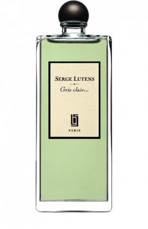 Парфюмерная вода Gris Clair Serge Lutens. Цвет: бесцветный