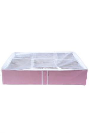 Органайзер для обуви HOMSU. Цвет: розовый