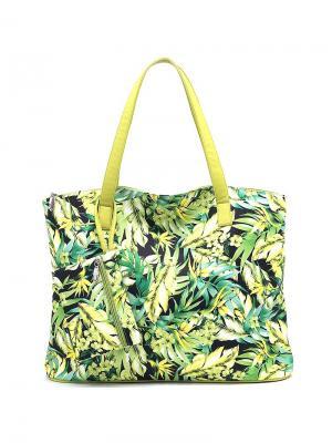 Сумка Solo true bags. Цвет: зеленый, салатовый
