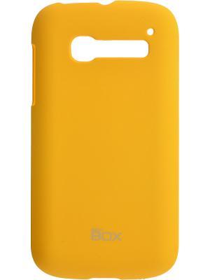 Alcatel 5036D С5 skinBOX Shield 4People. Цвет: желтый