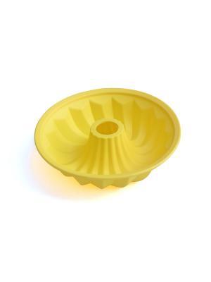 Форма для выпечки Calve. Цвет: желтый