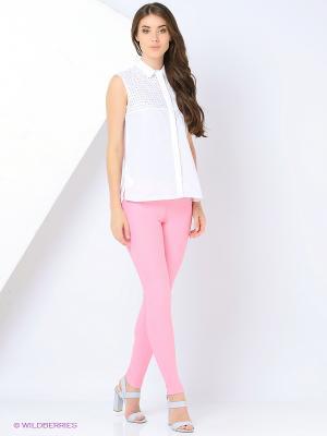 Легинсы трикотажные CONTE LYNDA Elegant. Цвет: розовый