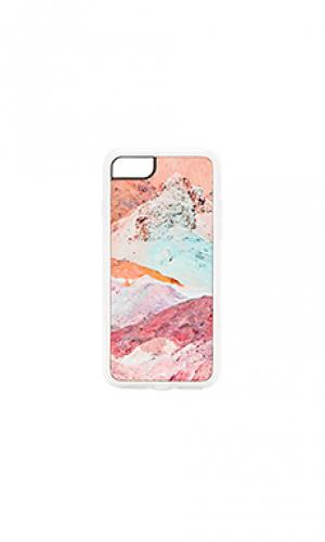 Чехол для iphone 6/7 echo ZERO GRAVITY. Цвет: розовый