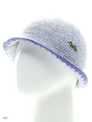 Шляпа Незнакомка ТТ. Цвет: светло-голубой