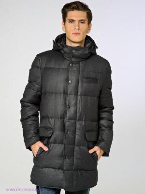 Пальто MEXX. Цвет: серый