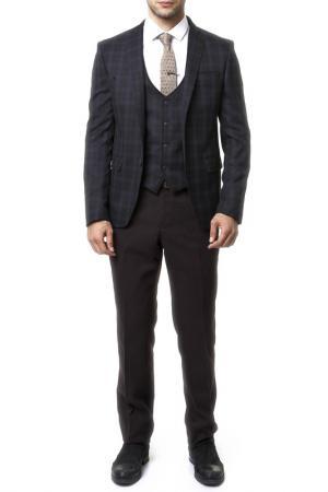 Suit Nino fiore. Цвет: navy