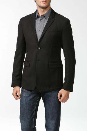 Пиджак Emporio Armani. Цвет: коричневый