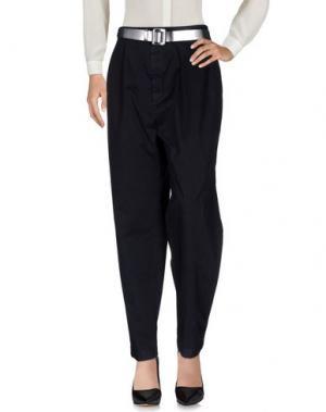 Повседневные брюки JEANPAUL KNOTT. Цвет: черный