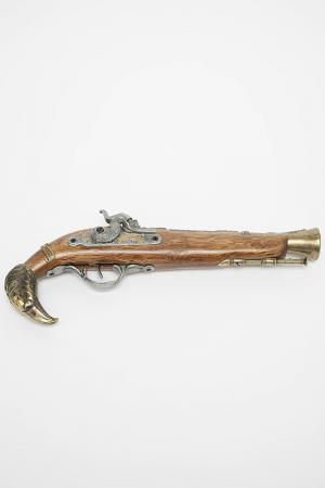Пистолет Stilars. Цвет: коричневый