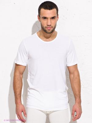 Термобелье-футболка BlackSpade. Цвет: белый