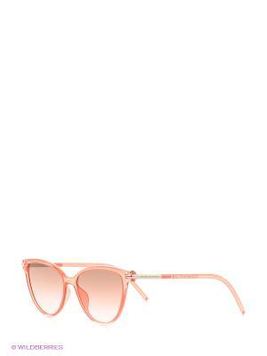 Солнцезащитные очки MARC JACOBS. Цвет: рыжий
