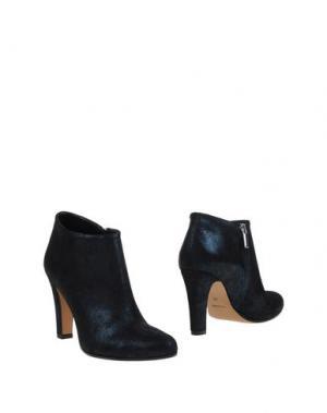 Ботинки BIANCA DI. Цвет: темно-синий